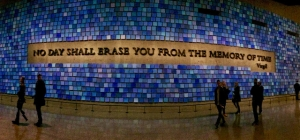 The September 11 Museum, NYC.
